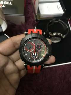 Tissot T-Race Jorge Lorenzo Limited Edition 2017