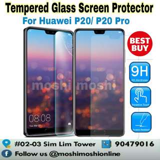 Huawei P20/ P20 Pro (2018) Tempered Glass (Clear)