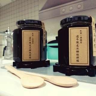 陳皮冰糖燉檸檬(220g)