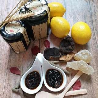 遠年陳皮冰糖燉檸檬(220g)