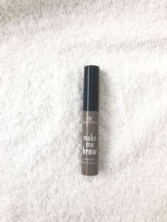 Eyebrow gel mascara