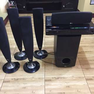 LG Home Theater