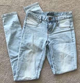 Billabong skinny jeans