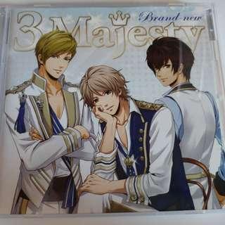 心跳餐廳 3 Majesty Brand new album