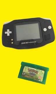Game boy +pokemon