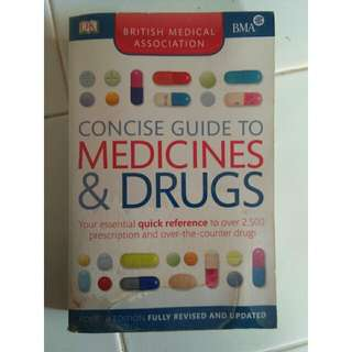 Concise Guide to Medicines & Drugs