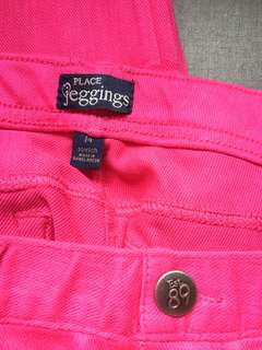 The Children's Place Jeggings (14/ pink)
