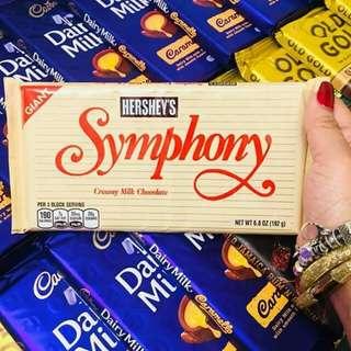 Hershey's Symphony Giant