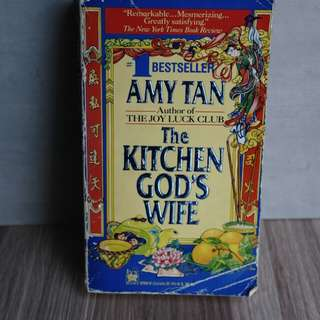 Amy kitchen god's wife