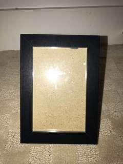 Singular 6x4 Black Picture Frame