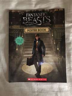 Fantastic Beasts and Where to Find Them Poster Book (Fantastic Beasts and Where to Find Them)