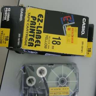 EZ-Label Printer Tape Cartridge