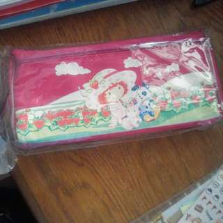 Strawberry shortcake pencil case