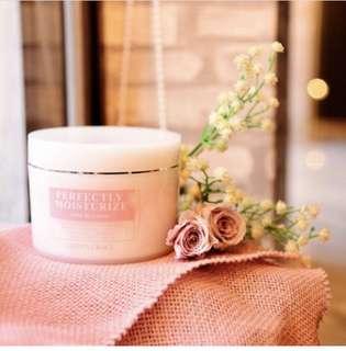 極肌潤●玫瑰凍膜 玫瑰花保濕晶凍300ml-附刮棒 妍霓絲