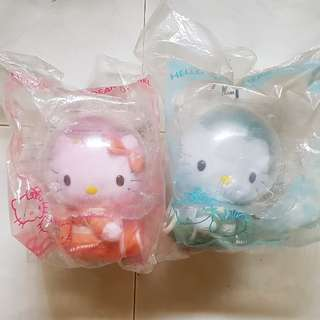 McDonald's Happy Meal rare Hello Kitty and Dear Daniel Millennium wedding