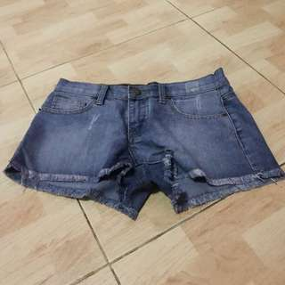 FOREVER21 hotpants jeans
