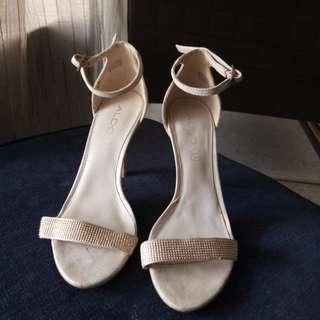 💯authentic Aldo best Wedding High-heeled