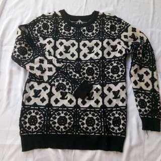 Sweater Tebal preloved
