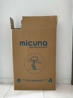 Micuna cot changing board/ diaper changing board