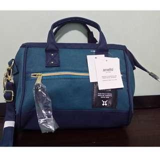 """Anello Mini Boston Bag """"Authentic"""""""