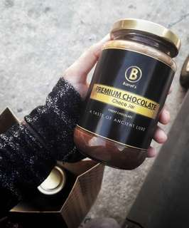 Barrel's Chocojar 370++gram