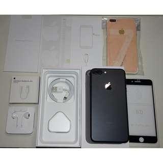 iPhone 7 Plus 32GB Matt Black / iPhone7 Plus 32G 啞黑 (Ref:7PB-32)