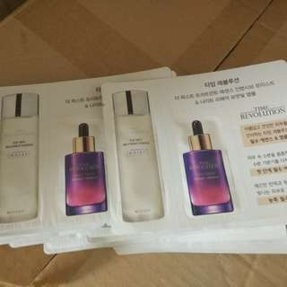 Time revolution first treatment and night repair