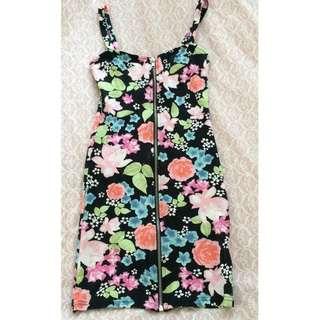 H&M FLORAL DRESS (32)