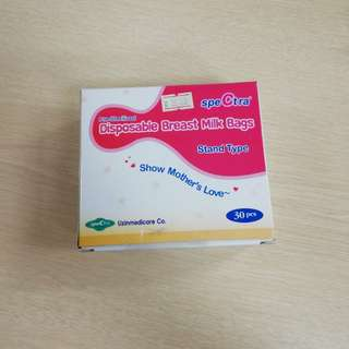 Spectra disposable breast pad