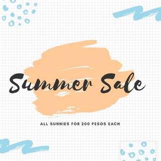 Summer Sale Sunnies