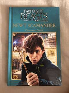 Newt Scamander : Cinematic Guide: Fantastic Beasts and Where to Find Them