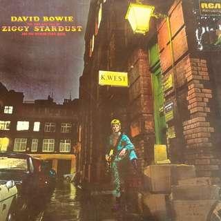 Vinyl David Bowie Ziggy Stardust