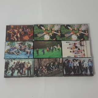 wts bts lomo cards 30pcs sale