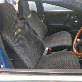 Seat L5 Tag Avanzato Kuning Untuk Kancil