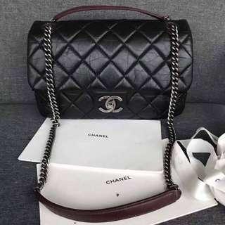 Chanel easy flap