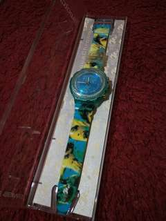 SWATCH AQUACHRONO