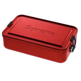 [全新] [美國購入] Supreme®/SIGG™ Large Metal Box Plus