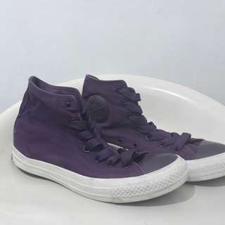 Authentic Converse high cut shoes