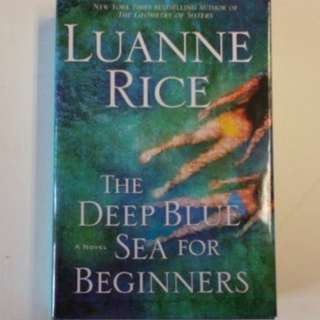 FREE SHIPPING The Deep Blue Sea for Beginners by Luanne Rice