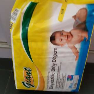 Blessing giant brand diapers