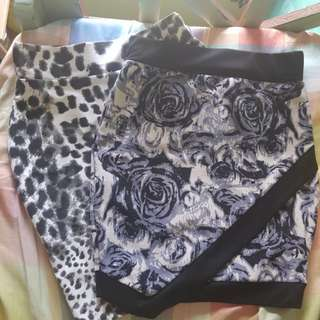 Pencil Skirt for Office Attire (2 for 150)