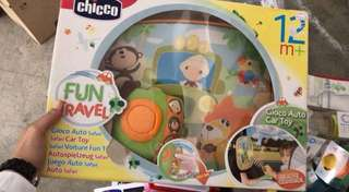 Chicco Car Toys