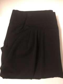 Dressy cropped pants