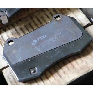 REMSA Front Brake Pads for Honda Civic Type R FD2R