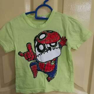 KidsGrp 1A(b) - Various Kids Tee for SALE (Mint Condition)