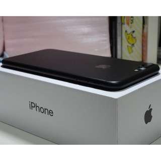 iPhone 7 Plus 256GB Matt Black / iPhone7 Plus 256G 啞黑 (Ref:7PB-256)