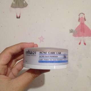 Acne Care Lab Face Powder Erha21