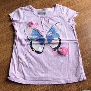 Oshkosh butterfly 4t