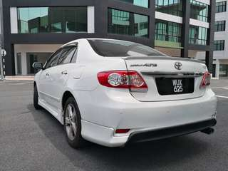 Toyota Altis Used for sales
