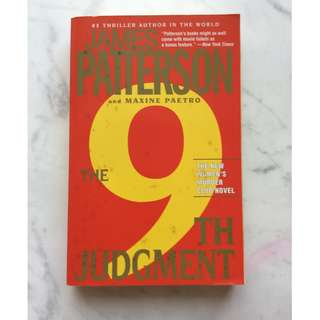 The 9th Judgement by James Patterson